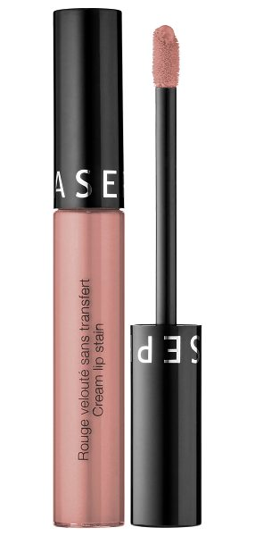 SEPHORA COLLECTION Cream Lip Stain Liquid Lipstick 32 Nude Blush - A silky, long-lasting lip stain that keeps lips covered...