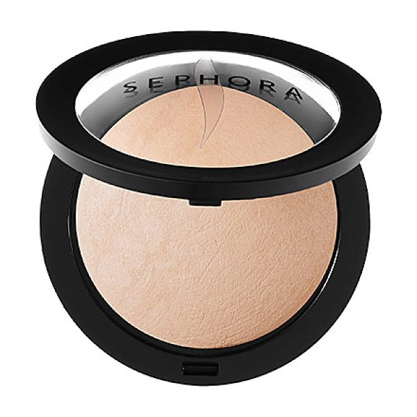 SEPHORA COLLECTION MicroSmooth Baked Foundation Face Powder 15 Nude - An ultra-light foundation that blends effortlessly for a...