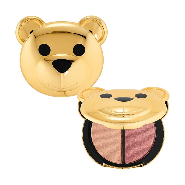 SEPHORA COLLECTION MOSCHINO + SEPHORA Bear Highlighter - Online Only MOSCHINO + SEPHORA Bear Highlighter - A duo with two shades that embody the perfect marriage...
