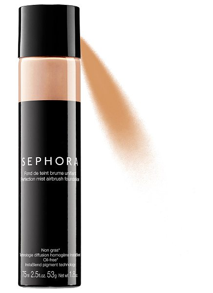 SEPHORA COLLECTION Perfection Mist Airbrush Foundation Tan