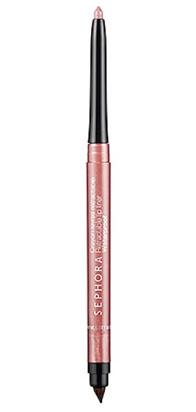 SEPHORA COLLECTION Retractable Waterproof Lip Liner Naked - A long-lasting lip liner with an integrated sharpener...