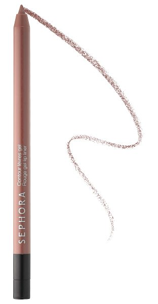 SEPHORA COLLECTION Rouge Gel Lip Liner 02 nothin' but nude