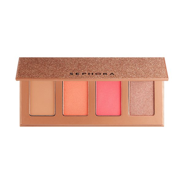 SEPHORA COLLECTION Winter Queen Palette - An all-in-one palette for a beautiful complexion,...