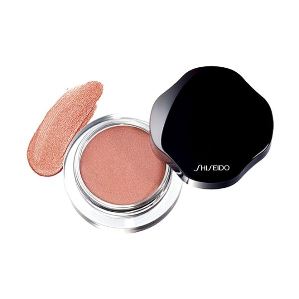 Shiseido Shimmering cream eye color in or313 sunshower