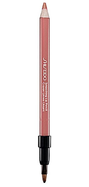 Shiseido smoothing lip pencil rd702 anemone - An expert set of lip pencils with built-in brushes....