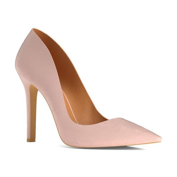 SHOES OF PREY pointy toe pump - The shoe-closet equivalent of an LBD, this timeless...