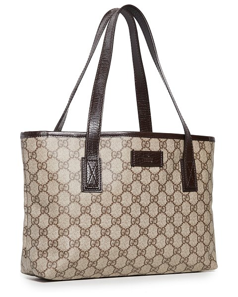Shopbop Archive gucci joy tote in brown