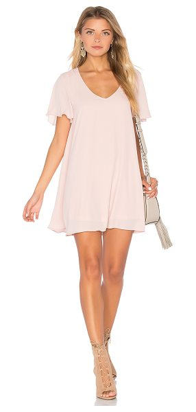 Show Me Your Mumu Kylie Dress in blush