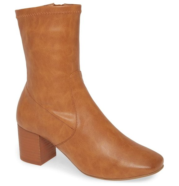 silent D cabora boot in brown