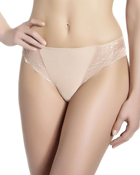 "SIMONE PERELE Caresse Basic Bikini Briefs - Simone Perele ""Caresse"" bikini briefs in stretch..."