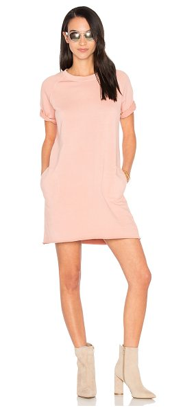 SINCERELY JULES Cara Dress - 100% cotton. Unlined. Side slant pockets. Banded edges....