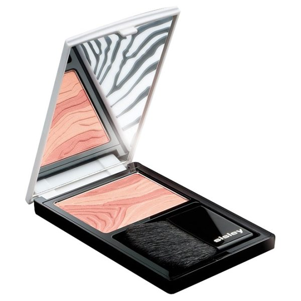 Sisley Paris phyto-blush eclat blush duo in peach