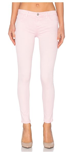 SIWY Hannah Signature Skinny - 98% cotton 2% elastane. Faux front pockets. Back patch...
