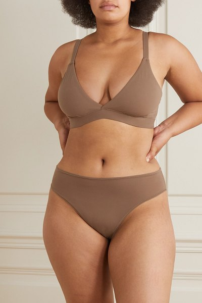 SKIMS fits everybody cheeky briefs - oxide in neutral