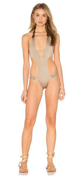 Sky Freyea one piece in beige