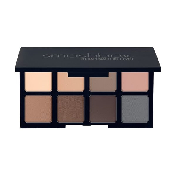 Smashbox Photo matte mini eye palette in no color - Smashbox Photo Matte Mini is a petite palette filled...