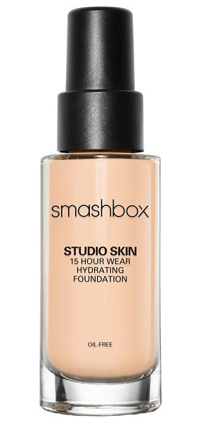 Smashbox studio skin 15 hour wear foundation in 1.15 - peach fair