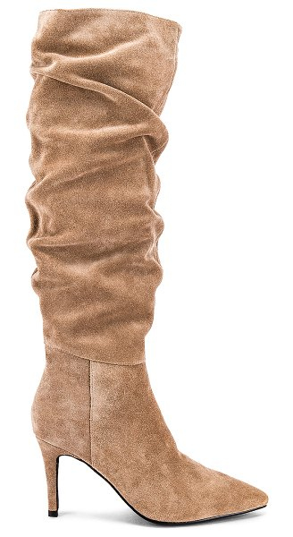 Sol Sana felicia boot in tobacco suede