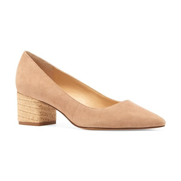 Sole Society andorra pump in beige