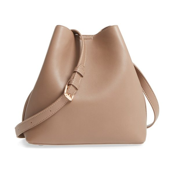 Sole Society noni crossbody bag in taupe