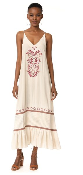 Somedays Lovin times like these dress in cream - NOTE: Unique sizing advice. A lightweight linen Somedays...