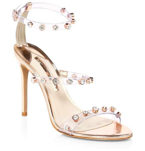 92b6447da2c Sophia Webster Rosalind Gem-Embellished Sandals
