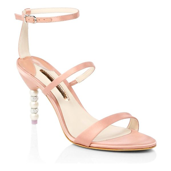 Sophia Webster rosalind sandals in antique rose