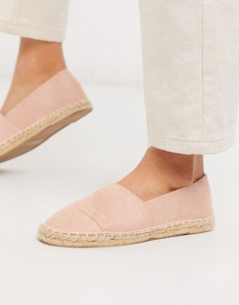 South Beach espadrilles in blush-pink in pink