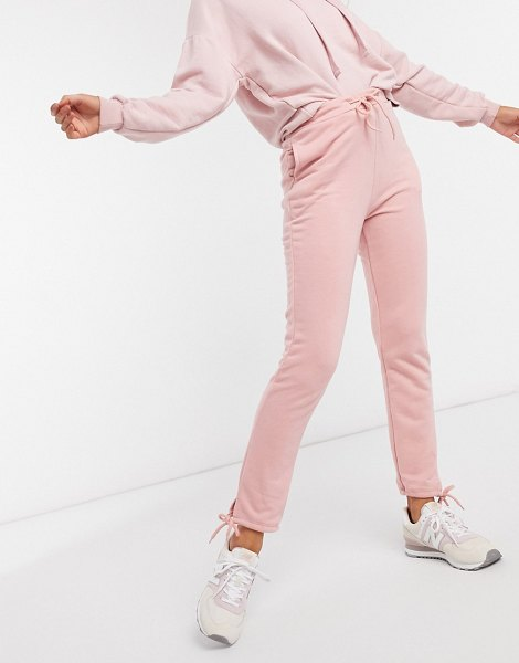 South Beach slim fit sweatpants in rose pink in pink