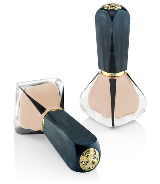 Oribe space. nk. apothecary  lacquer high shine nail polish in the nude