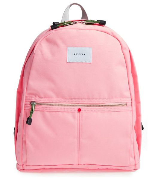 STATE Bags kent backpack in apricot blush