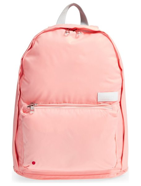 STATE Bags the heights lorimer backpack in apricot blush - Compact yet fully functional for everyday use, this...