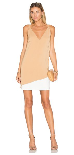 STATE OF BEING Natasha Dress - Cotton blend. Unlined. Adjustable shoulder straps....