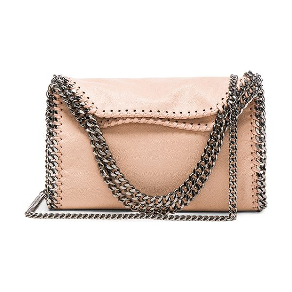 Stella McCartney Mini shaggy deer bella in pink