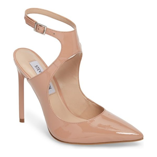 STEVE MADDEN prism cutout pump - Dramatic, flirty cutouts bring curvy counterpoint to the...