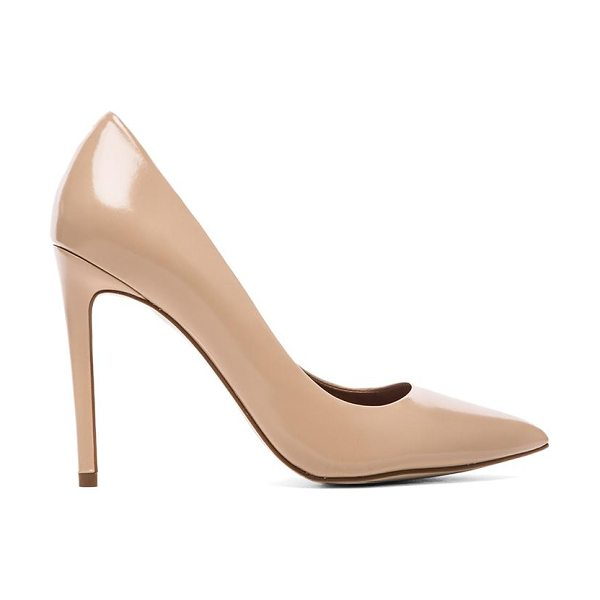 STEVE MADDEN Proto heel - Leather upper with man made sole. Heel measures approx...