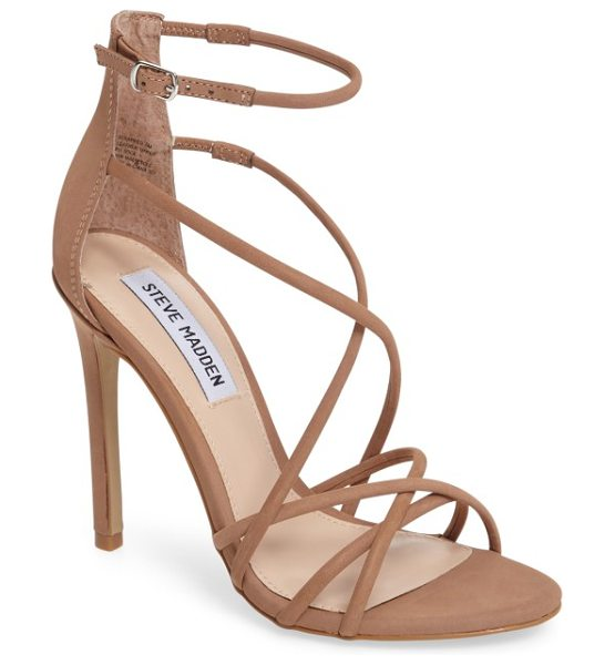 STEVE MADDEN strappy sandal - Perfect for a glamorous evening event or night on the...