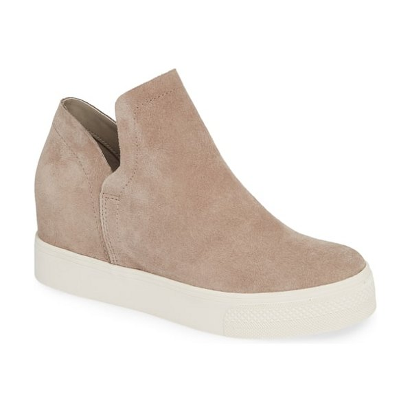 Steve Madden wrangle sneaker in brown - Look sporty but chic in this versatile sneaker grounded...