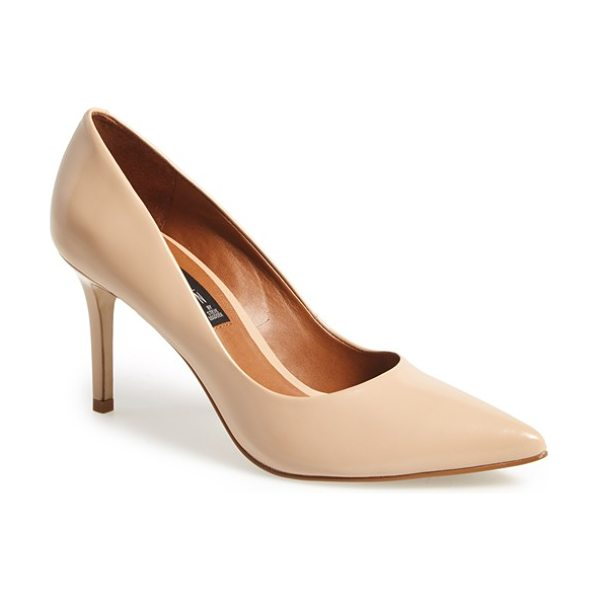 STEVEN BY STEVE MADDEN shiela pointy toe pump - A svelte pointy-toe profile extends the everyday...