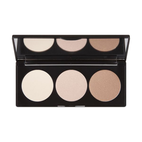 stila Boutique eyeshadow palette in no color - A sleek, portable palette featuring three exclusive,...