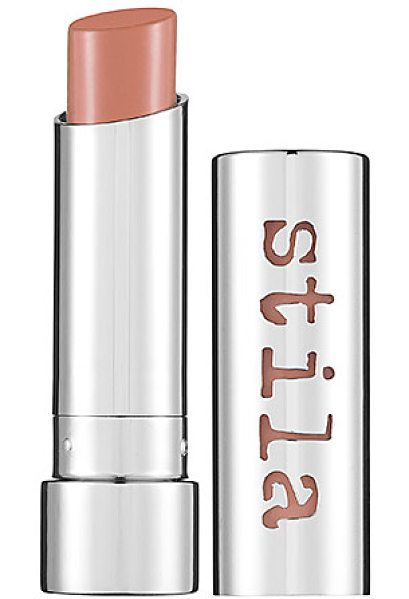 stila color balm lipstick olivia - A creamy lip color with the full pigment-load of a...