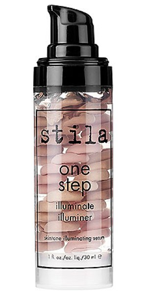 STILA one step illuminate 1 oz/ 30 ml - A swirl of three illuminators (Pink, Champagne, and...