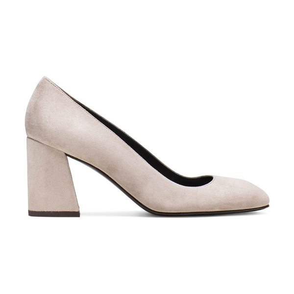 Stuart Weitzman Mary - These boardroom best-bet pumps will boost your workweek...