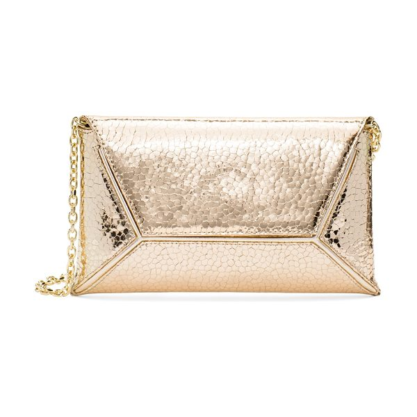 STUART WEITZMAN Micro - Arm candy epitomized. This structured mini envelope...