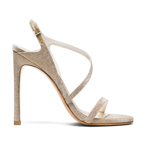 Stuart Weitzman Sensual - Sexy single-sole stilettos soar to new heights this...