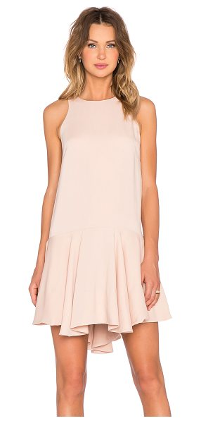 Style Stalker Rem shift dress in blush