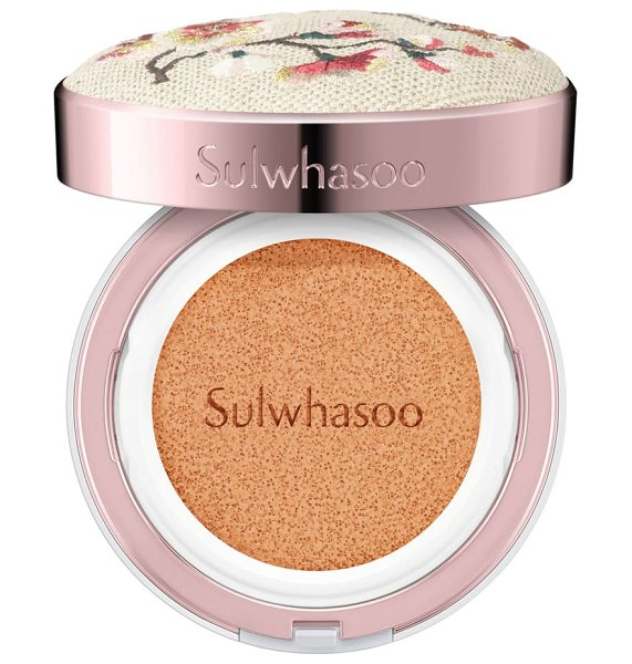 Sulwhasoo perfecting cushion in sand pink