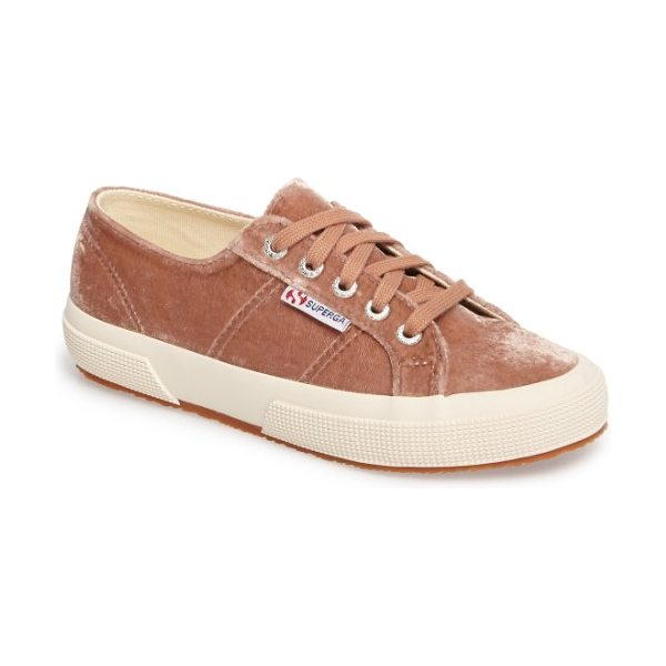 Superga cotu classic sneaker in blush