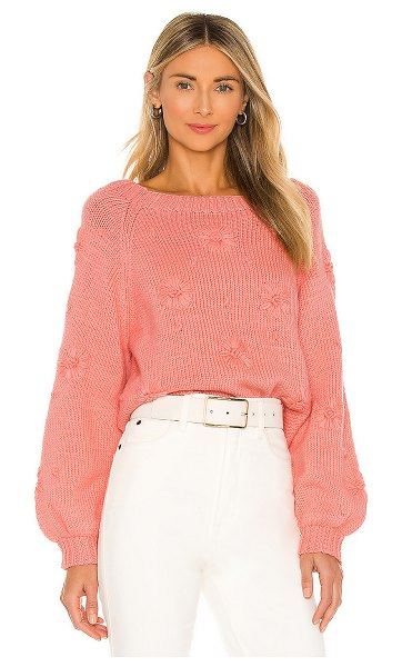 Tach Clothing jana sweater in pink