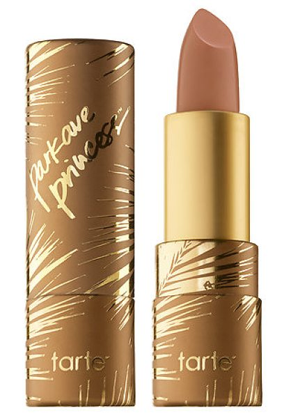 tarte amazonian butter lipstick park ave princess 0.1 oz/ 3 g - A moisturizing, creamy lipstick infused with sustainably...